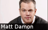 Matt Damon Celebrity Advice
